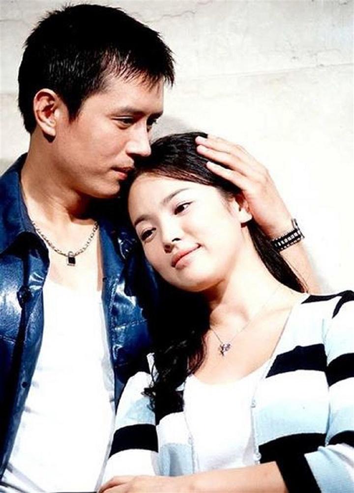 Đường tình lận đận đến kỳ lạ của Song Hye Kyo: Mối tình nào cũng ngắn ngủi - 2