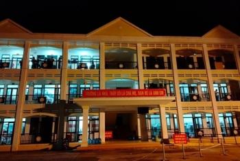 Sơn La: 22 người về từ Bình Dương, Hà Nội dương tính SARS-CoV-2