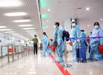 Quy định nhập cảnh Việt Nam với người tiêm đủ liều vaccine ngừa COVID-19