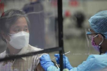 Thái Lan khẳng định tiêm kết hợp Sinovac và AstraZeneca tăng mức độ bảo vệ