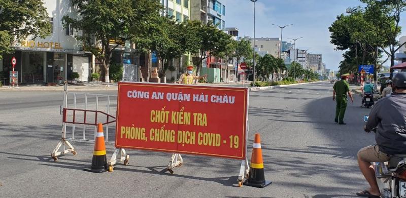 Đà Nẵng ghi nhận 152 ca mắc COVID-19 trong ngày, nhận định quận Hải Châu là tâm dịch mới -0