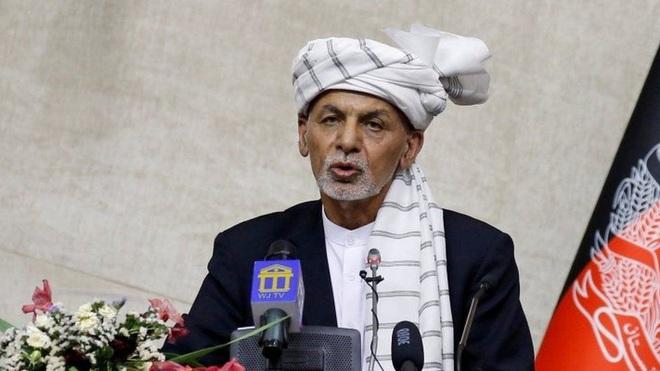 Taliban ân xá, cho phép Tổng thống Afghanistan về nước -0