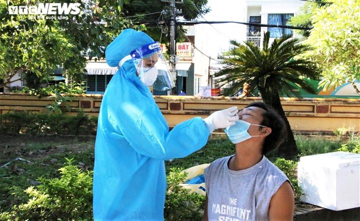 Ngày 24/8, Đà Nẵng ghi nhận 153 ca mắc COVID-19, 18 ca cộng đồng