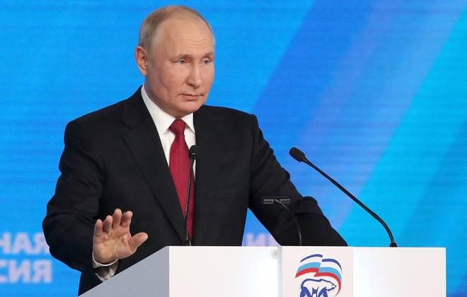 Ông Putin: Nga không để quân đội bị lôi kéo vào chiến sự Afghanistan ảnh 1