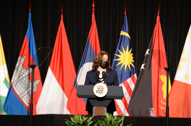 Phó tổng thống Hoa Kỳ Kamala Harris khai trương Văn phòng CDC khu vực Đông Nam Á mới tại Việt Nam -0