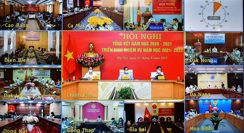 Thủ tướng Chính Phủ Phạm Minh Chính: Sẽ ưu tiên Vaccine cho trường học -0