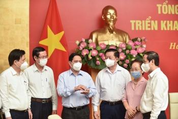 Thủ tướng Chính Phủ Phạm Minh Chính: Sẽ ưu tiên vaccine cho học sinh