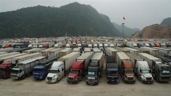 Trung Quốc tạm dừng xuất nhập khẩu qua cửa khẩu Lũng Vài