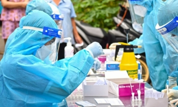 Hà Nội thêm 23 người dương tính SARS-CoV-2, 17 ca ở ổ dịch quận Thanh Xuân
