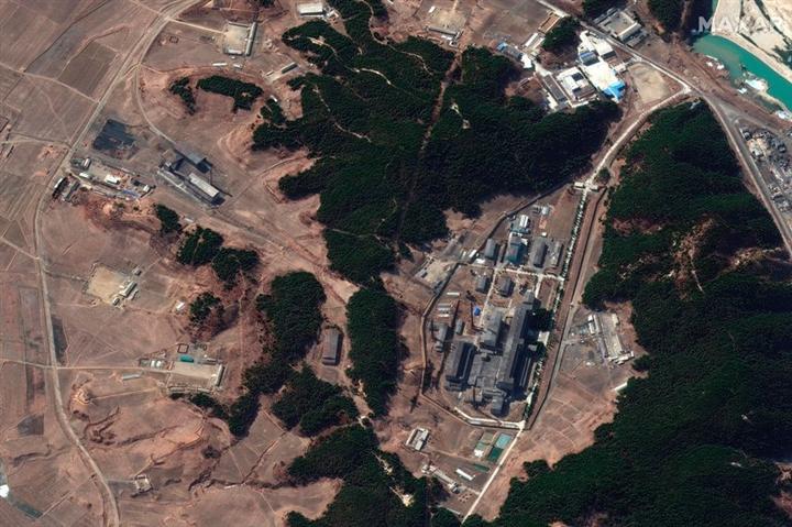 Triều Tiên tái khởi động lò phản ứng hạt nhân? - 1
