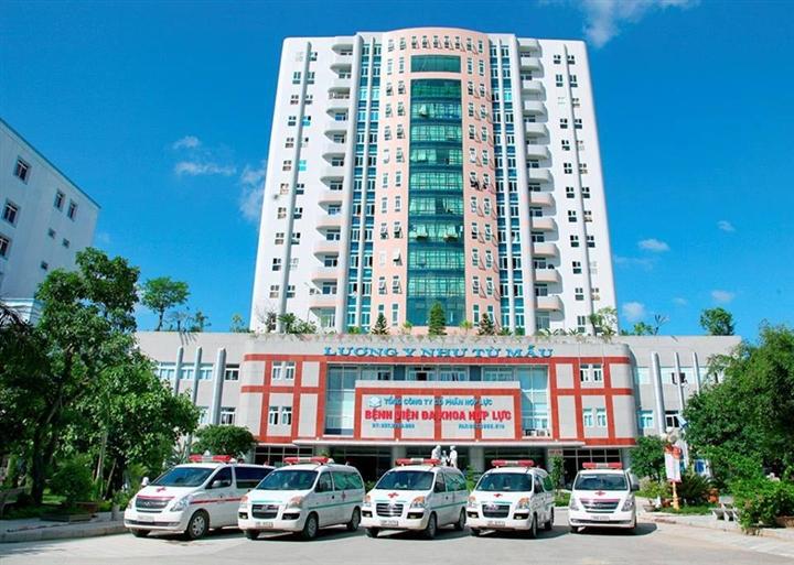 Phong tỏa Bệnh viện tư nhân lớn nhất Thanh Hóa vì phát hiện có 6 F0 - 1