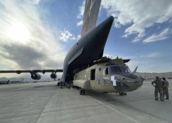 Binh sĩ cuối cùng của Mỹ rút khỏi Afghanistan