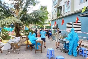 Đà Nẵng: 1 khu chung cư phát hiện 17 ca mắc COVID-19