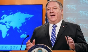 Ngoại trưởng Mỹ: Thế giới ngày càng xem Trung Quốc là mối đe dọa