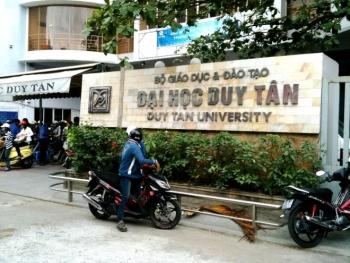 Trưởng đoàn tuyển sinh Đại học Duy Tân gửi 900 thư nặc danh nói xấu trường khác