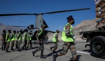 Xung đột Trung-Ấn: Sau 8 tiếng đàm phán, Ấn Độ yêu cầu Trung Quốc rút quân trước