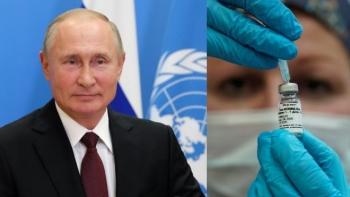 Ông Putin chào hàng vaccine Sputnik V, đề nghị cấp miễn phí cho nhân viên LHQ