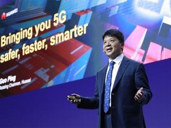 Chủ tịch Huawei kêu gọi Mỹ ngừng các biện pháp trừng phạt