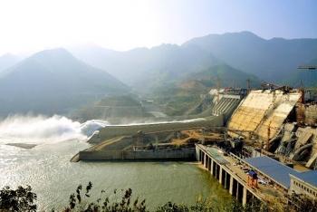 Mực nước dâng cao hơn bình thường, vì sao thủy điện Sơn La không xả lũ?