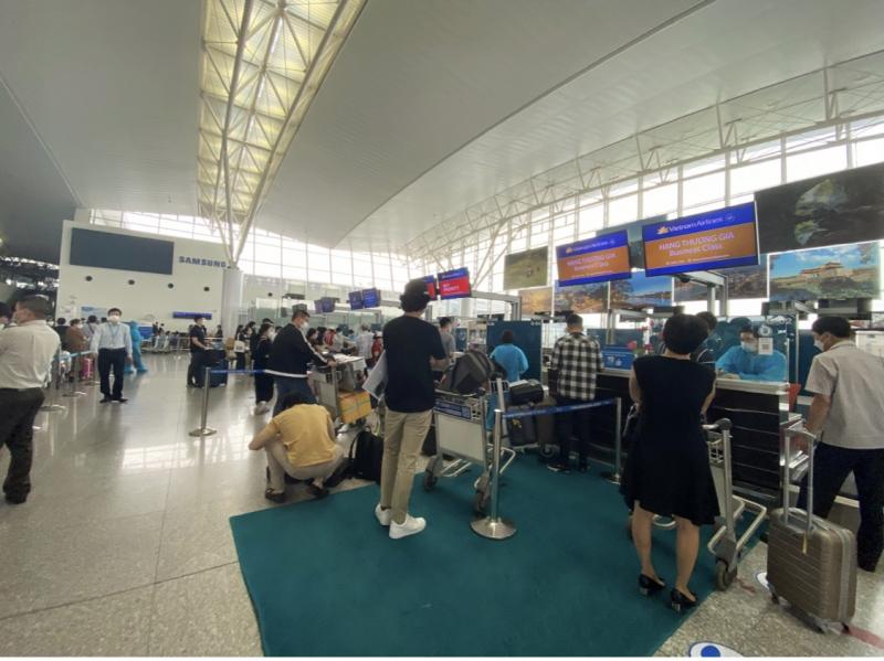 Chuyến bay đầu tiên từ Việt Nam đi châu Âu thử nghiệm thành công hộ chiếu sức khỏe điện tử -0