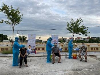 Hà Nội thêm 8 ca dương tính, 1 ca cộng đồng ở phường Nhân Chính