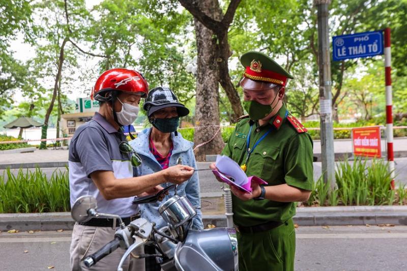 Hà Nội: Chính thức ban hành phương án lưu thông qua các vùng phòng dịch COVID-19 từ 6h ngày 6/9 -0