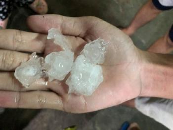 Thời tiết ngày 5/9: Cả nước mưa dông, đề phòng mưa đá ở Tây Nguyên và Nam Bộ