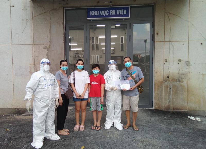 18 bệnh nhân tại TP Hồ Chí Minh mắc COVID-19 nặng kèm nhiều bệnh nền xuất viện -0