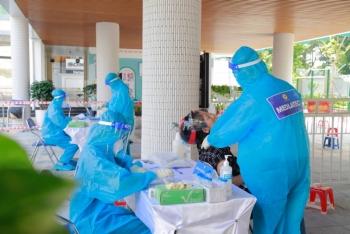 Hà Nội: 4 người trong gia đình ở quận Ba Đình dương tính SARS-CoV-2