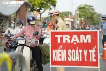 Hà Nội cho phép người dân tiếp tục dùng giấy đi đường cũ