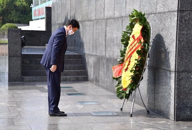 Bài phát biểu đặc biệt của Bộ trưởng Quốc phòng Nhật trong chuyến thăm Việt Nam - 4