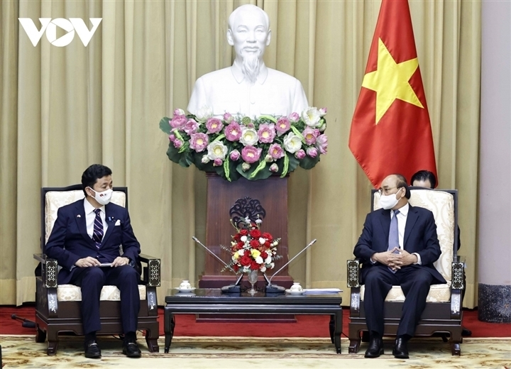 Bài phát biểu đặc biệt của Bộ trưởng Quốc phòng Nhật trong chuyến thăm Việt Nam - 2