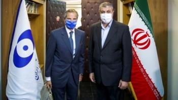 Iran bất ngờ cho phép IAEA lắp đặt camera giám sát các địa điểm hạt nhân