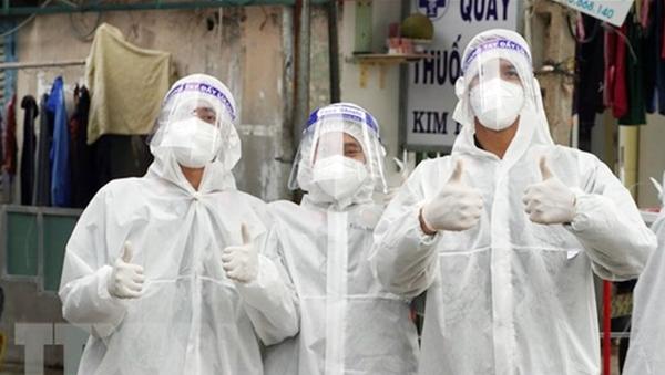 Trên 10.000 tình nguyện viên đăng ký tham gia chống dịch COVID-19 tại khu vực phía Nam