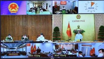 Thủ tướng yêu cầu chậm nhất đến 30/9, tỉnh Kiên Giang và Tiền Giang phải kiểm soát được dịch COVID-19