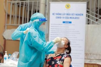 Hà Nội lấy được hơn 4,2 triệu mẫu xét nghiệm, phát hiện 21 ca dương tính