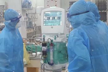 Sa Đéc: 31 y bác sĩ nhiễm COVID-19 đã khỏi bệnh đăng ký tự nguyện phục vụ F0