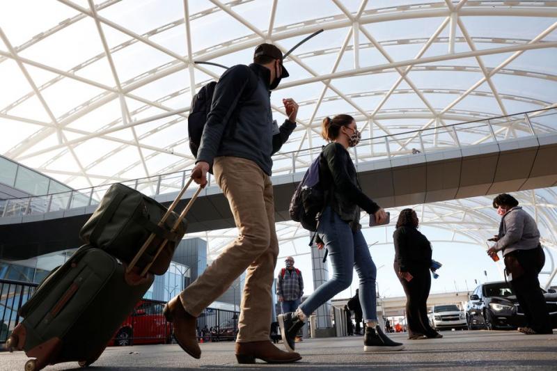 Khách du lịch nước ngoài có thể đến Mỹ từ tháng 11