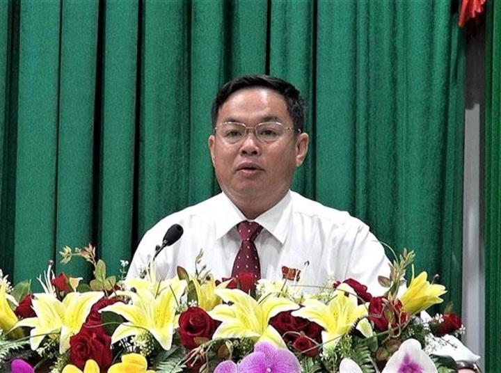 Chủ tịch huyện xin nghỉ việc vì áp lực chống dịch, lãnh đạo tỉnh nói gì?