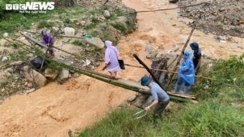 Thời tiết ngày 22/9: Trung Bộ và Tây Nguyên mưa to, đề phòng lũ quét ở miền núi