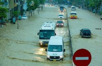 Thời tiết ngày 27/9: Cả nước mưa dông, đề phòng lốc sét và gió giật mạnh
