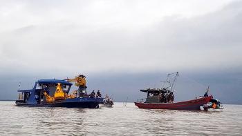 Giải quyết dứt điểm tranh chấp giữa ngư dân nuôi ngao và doanh nghiệp khai thác cát