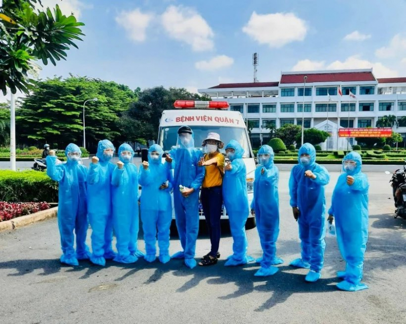Bệnh viện quận 7 sẵn sàng trở lại công năng khám chữa bệnh không COVID-19 -0