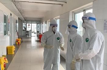 Phú Thọ ghi nhận ca dương tính SARS-CoV-2 về từ Hà Nam