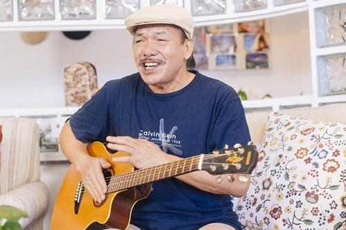 Nhạc sĩ Trần Tiến mắc ung thư giai đoạn 4, dưỡng bệnh tại Vũng Tàu - Ảnh 1