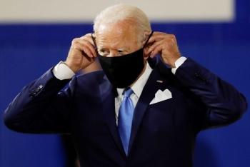 Ông Biden tiến hành xét nghiệm COVID-19