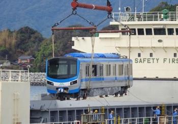 Tuần tới, 51 toa tàu Metro Số 1 từ Nhật Bản về tới TP.HCM
