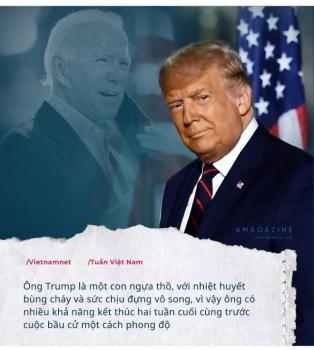Kịch bản bầu cử Mỹ khi Trump mắc COVID-19: Khó đoán định