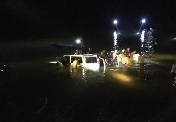 Vụ xe ô tô lao xuống sông, 5 người tử vong ở Nghệ An: Hé lộ danh tính nạn nhân