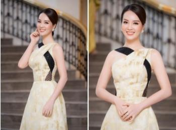 Không lên sóng VTV từ tháng 7, Á hậu Thụy Vân nói gì?
